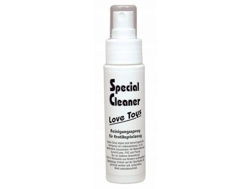 Special cleaner oczyszczacz do sex akcesoriów