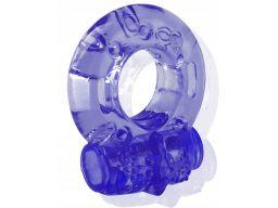 Uciskowy pierścień wibrujący na penisa