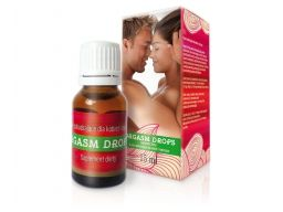 Hiszpańska mucha - orgasm drops - 3x mocniejsza