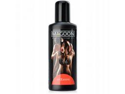 Erotyczny olejek do sex masażu gorąca truskawka