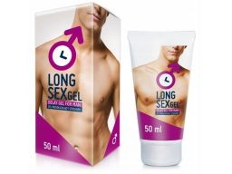 Żel przedłużający stosunek intensywny i długi sex