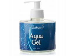 Aqua gel 300ml - wydajny żel poślizgowy do seksu
